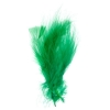 Marabou Feathers 4-6'' Green